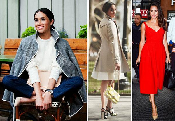 Как одеваться красиво и современно после 35: секреты стиля от Меган Маркл