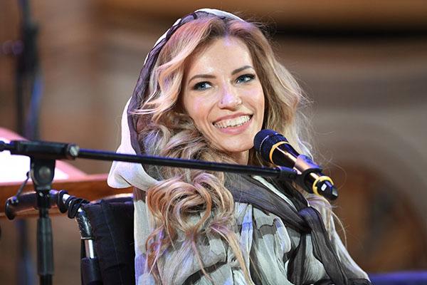Песня выбрана: Самойлова объявила о начале подготовки к Евровиденью-2018