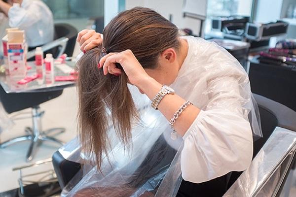 Как сделать шатуш на русые волосы в домашних условиях