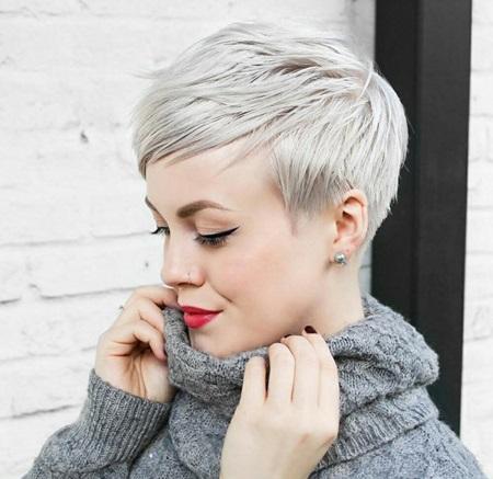 6 модных стрижек для коротких волос этой весной