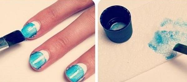 Как сделать градиент на ногтях гель-лаком в домашних условиях — мастер-классы для начинающих
