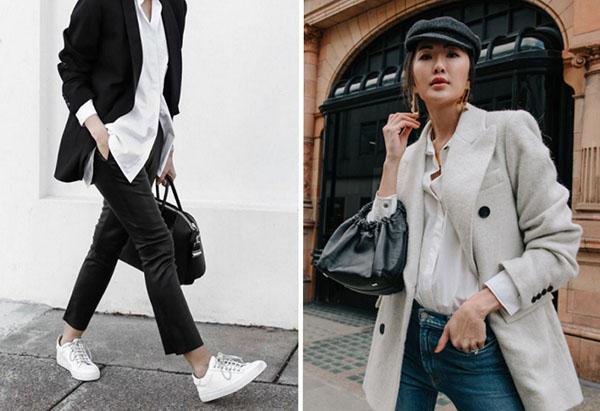 Как выбрать и носить белую рубашку, чтобы быть стильной