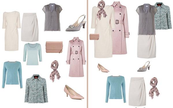 Как составить стильный базовый гардероб для весны: 3 правила