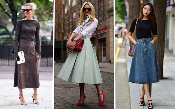 Как выбрать идеальную юбку: 3 правила, которые вам нужно знать