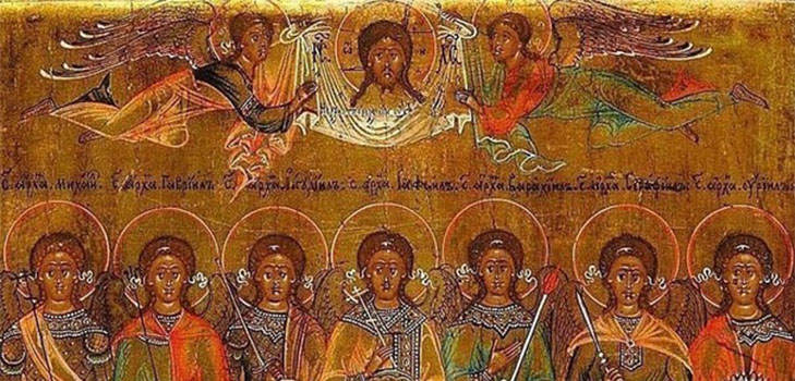 Молитва архангелу Рафаилу об исцелении больного и очень сильной защите