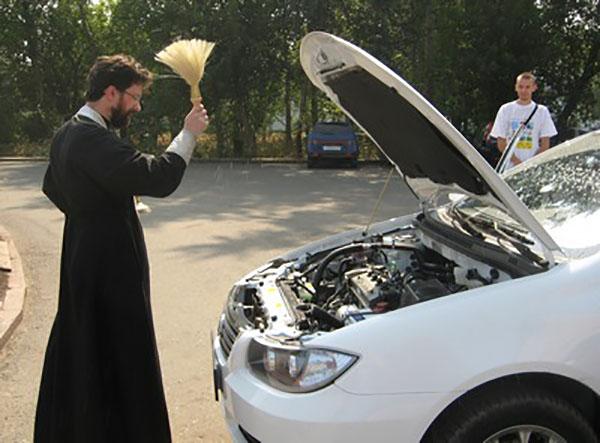 Православная молитва на освящение всякой вещи