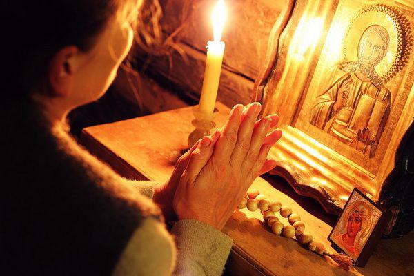 Молитва на все случаи жизни Ангелу-Хранителю и о матери о сыне