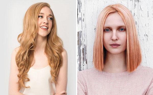 Модные оттенки волос для блондинок: 4 лучших идеи весны