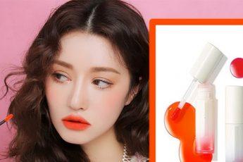 Как сделать красивый макияж губ: ТОП-3 лучших помад-тинтов для лета