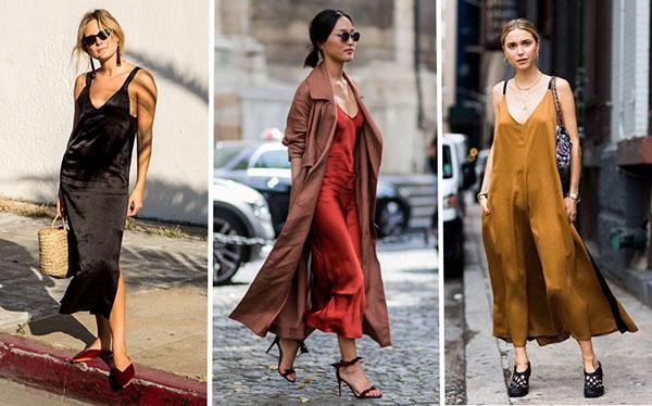 Модные сарафаны 2018: красивые летние варианты