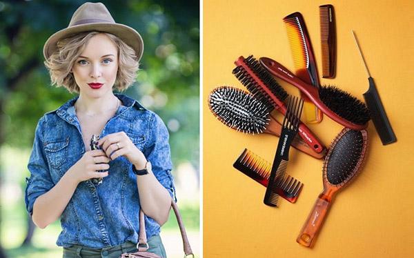 Как создать объем на коротких тонких волосах: 3 важных секрета