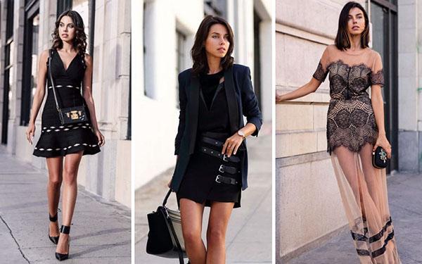 Как одеваться в черный и выглядеть дорого: 3 важных правила