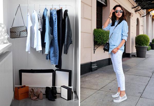 Как стать стильной: 3 принципа современного гардероба