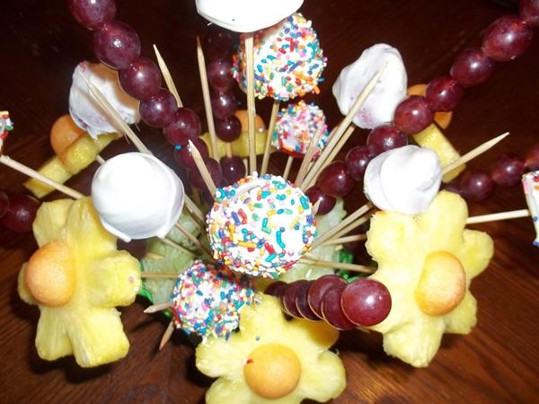 Поделки из фруктов своими руками для детского сада и школы —  мастер-классы для начинающих