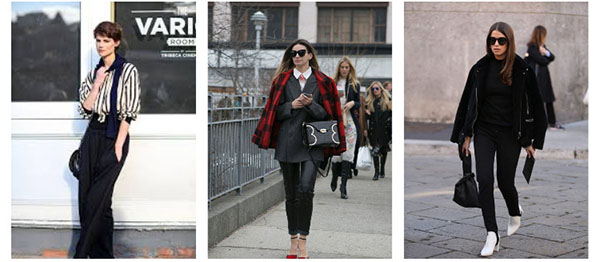 Как создать стиль жительницы Нью-Йорка: фото модных аутфитов