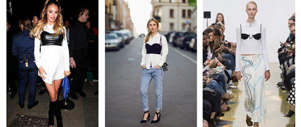 С чем носить белую рубашку: 6 осенних образов для поднятия настроения