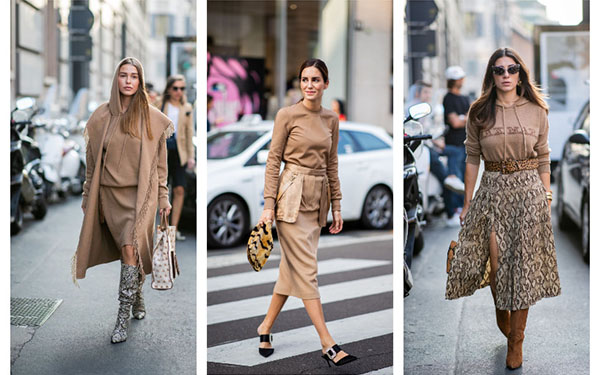 3 ярких street style тренда для осени с Миланской недели моды