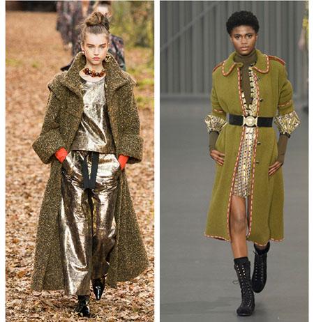 4 стильных способа носить хаки осенью-2018