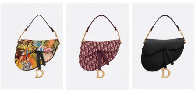 Dior Saddle: как носят самую модную сумку сезона it-girls
