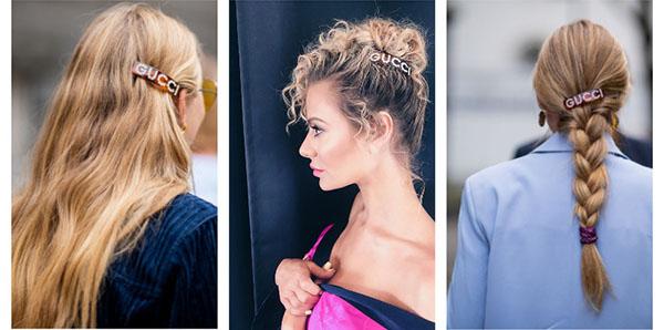 Какие аксессуары для волос в стиле 90-х снова в моде