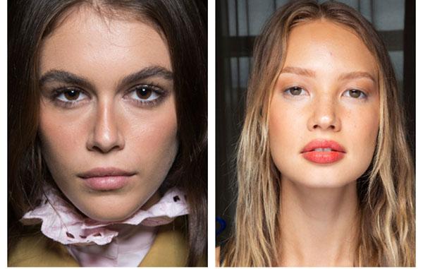 Весенне-летние тренды макияжа с подиумов FW2019. Вдохновляйся ими уже сейчас