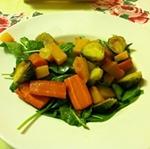 Фото рецепт простого и вкусного салата