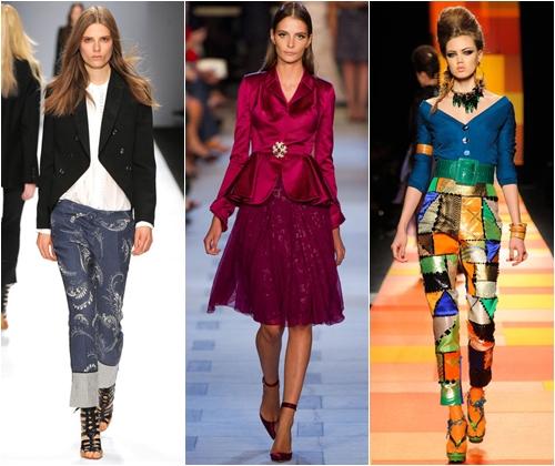 Модные тенденции весна-лето 2013: фото самых актуальных трендов моды
