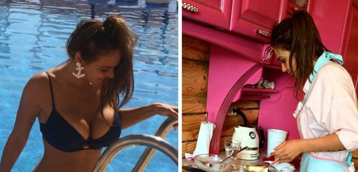 Алена Водонаева: «Я - ужасная хозяйка»