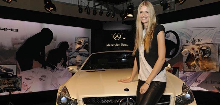 На российской Mercedes-Benz Fashion Week свои творения представят более 70 дизайнеров