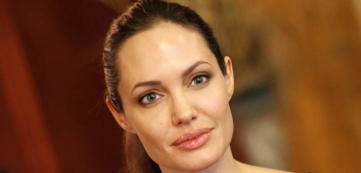 Анджелина Джоли: «Я никогда не думала, что стану мамой»