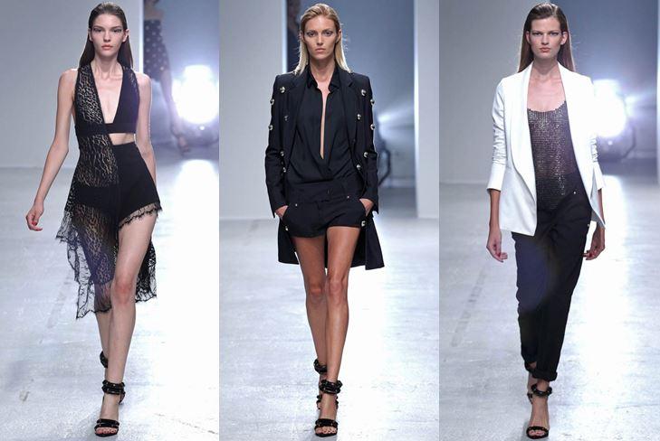 Anthony Vaccarello: первый успех молодого дизайнера на парижской Неделе моды