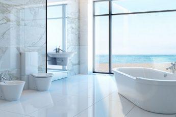 Идеальная чистота в ванной и никаких усилий