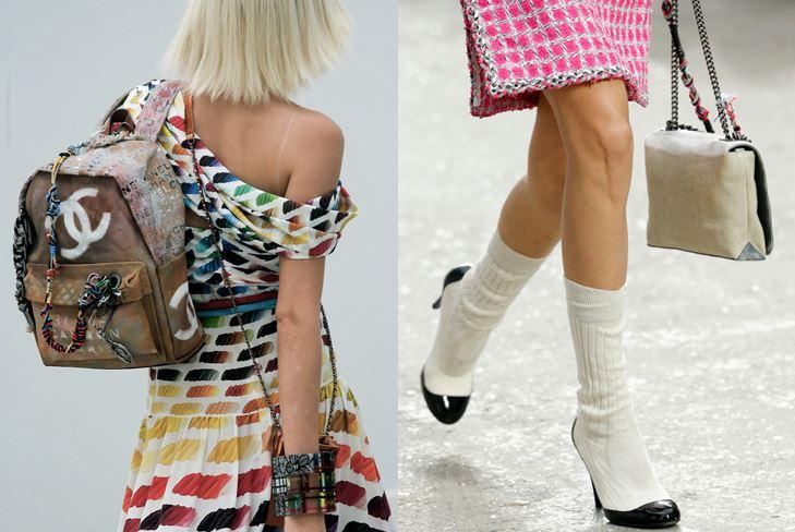 Необычное на Неделе моды в Париже