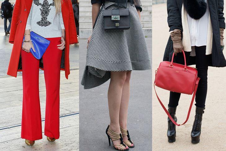 Модные тенденции осени-2013