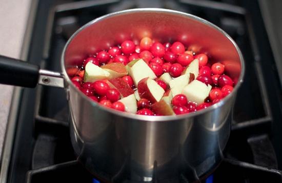 Как приготовить компот из клюквы на зиму – фото и рецепты вкусных блюд