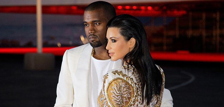 Кени Вест и Ким Кардашьян поженятся во Флоренции