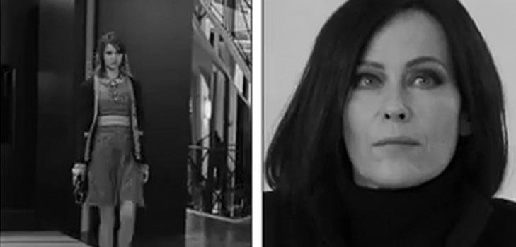 Карл Лагерфельд снял рекламный фильм о бутике Chanel