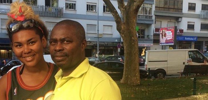 Корнелия Манго встретилась в Доминикане со своим отцом