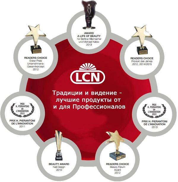 LCN награды