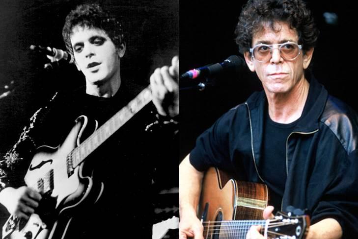 Умер легендарный рок-музыкант Лу Рид