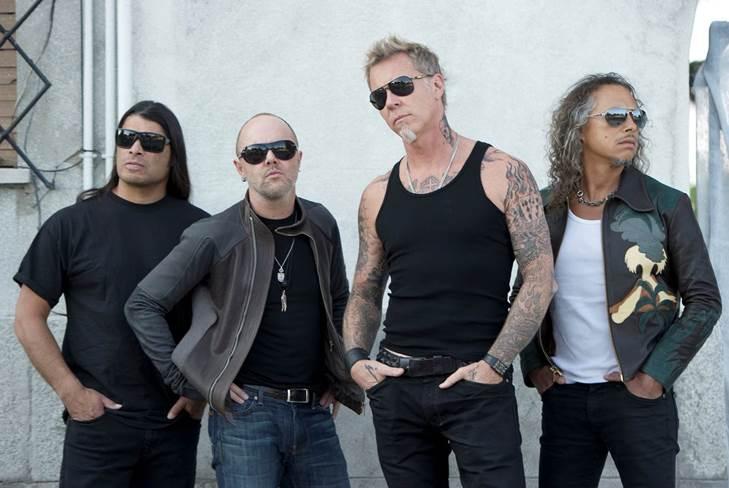 Оказывается, Metallica – фанаты Джастина Бибера