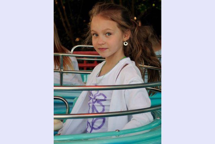 Дочке Сергея Жукова исполнилось 5 лет