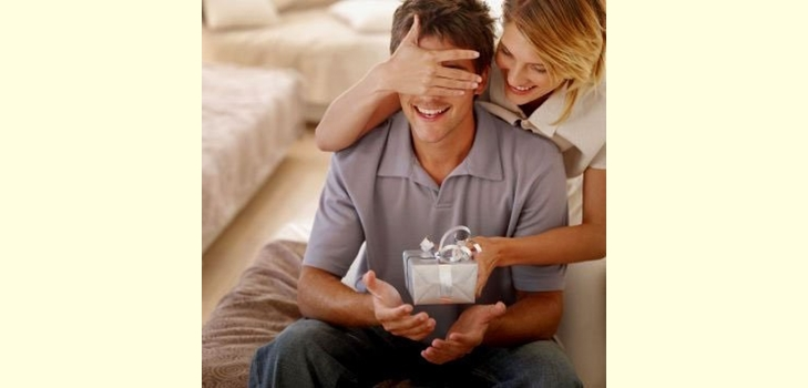 Что подарить 23 февраля любимому