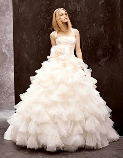 Дизайнерские свадебные платья - 2014