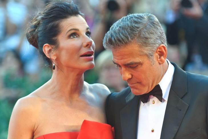 Джордж Клуни все еще одинок