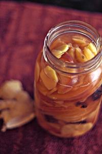 Маринованные яблоки дольками на зиму: фото рецепт приготовления