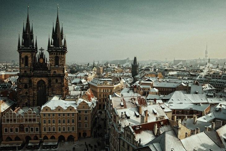 Куда поехать на Новый Год: Прага