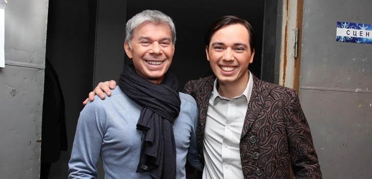 Родион Газманов: «Отец разочаровался во мне»