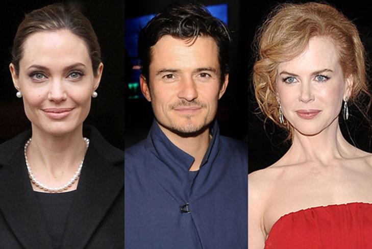 Анджелина Джоли, Орландо Блум и другие голливудские звезды празднуют День Объединенных Наций