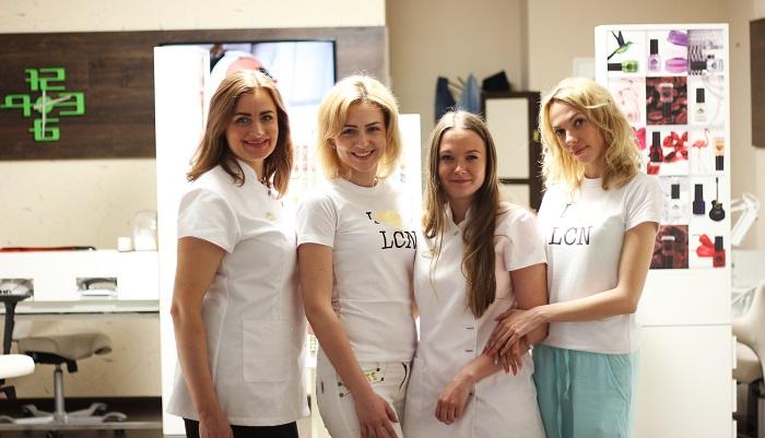 мастера, работающие в LCN Beauty Center